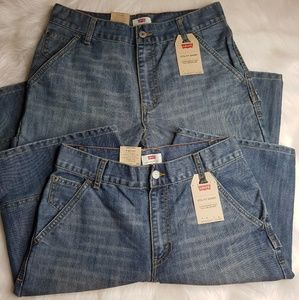 Levi's short set  boys size 16